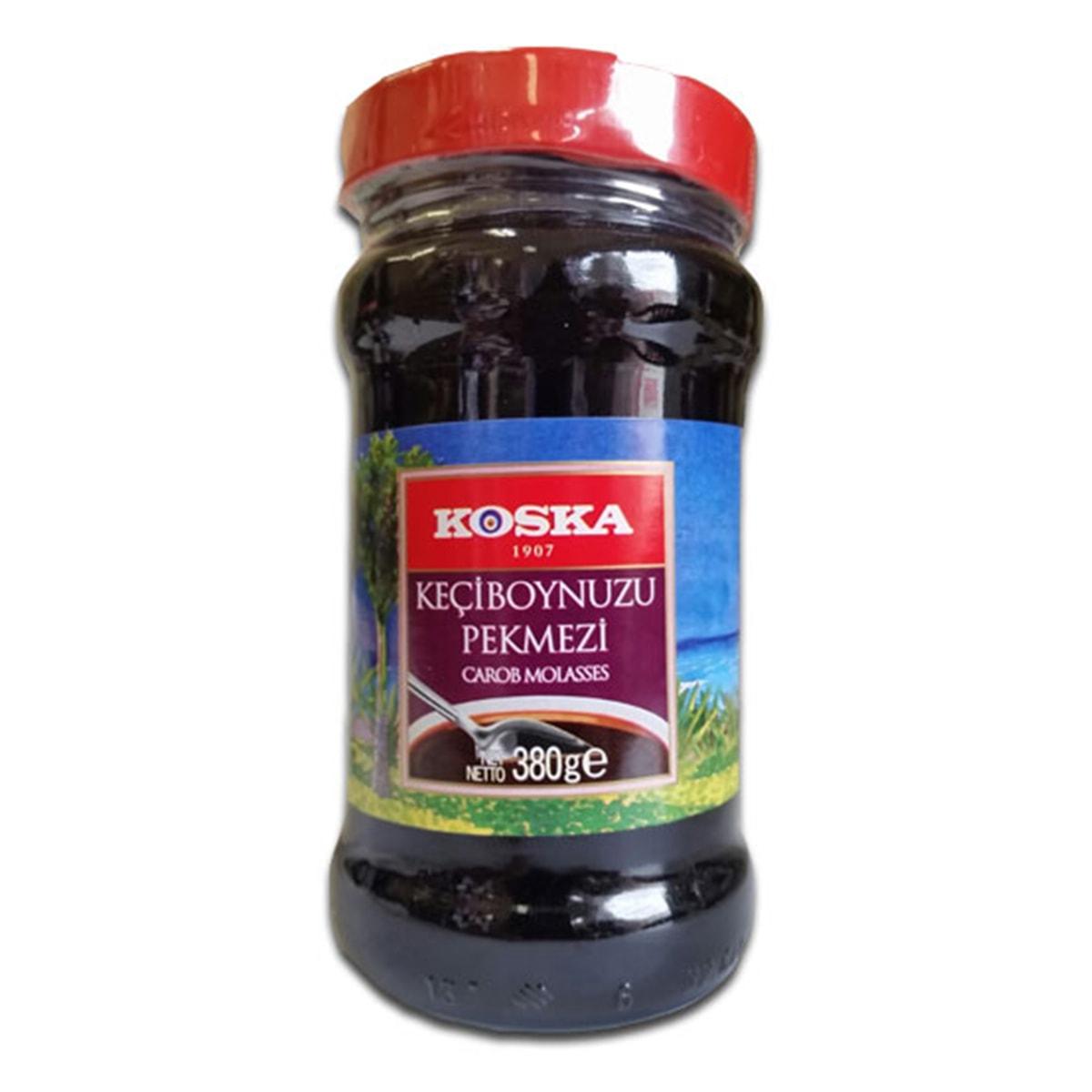 Buy Koska Carob Molasses (Keciboynuzu Pekmezi) - 380 gm