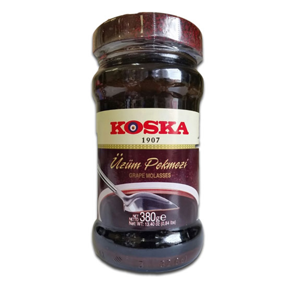 Buy Koska Grape Molasses (Uzum Pekmezi) - 380 gm