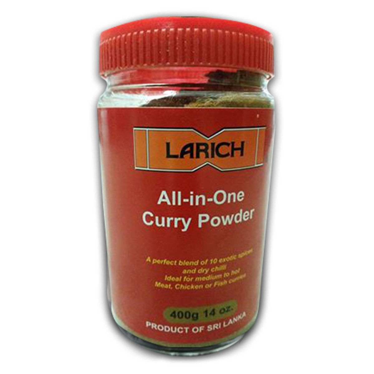 Buy Larich All in One Curry Powder - 400 gm