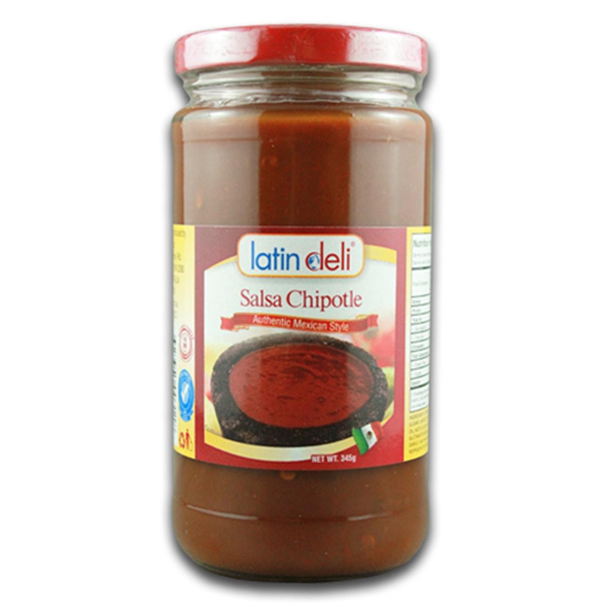 Buy Latin Deli Salsa Chipotle - 345 gm
