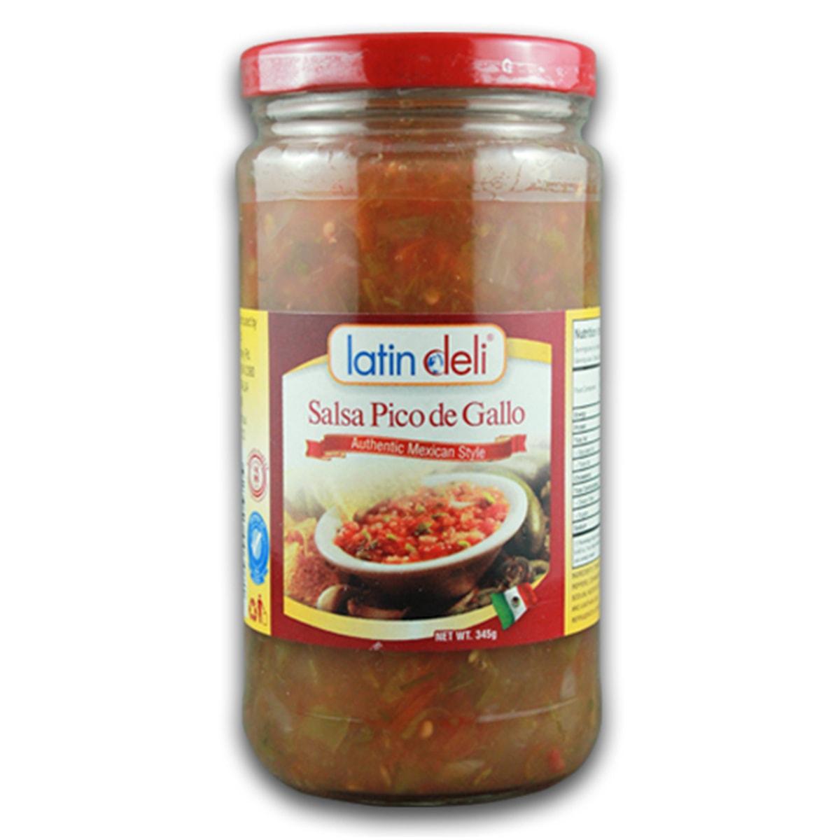 Buy Latin Deli Salsa Pico De Gallo - 345 gm