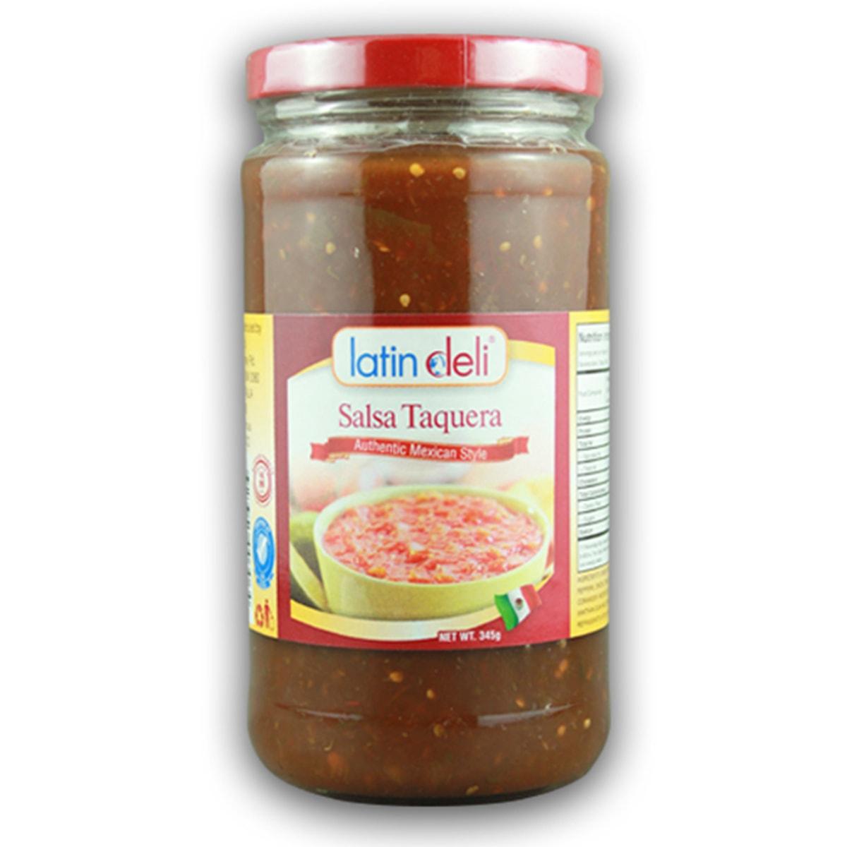 Buy Latin Deli Salsa Taquera - 345 gm