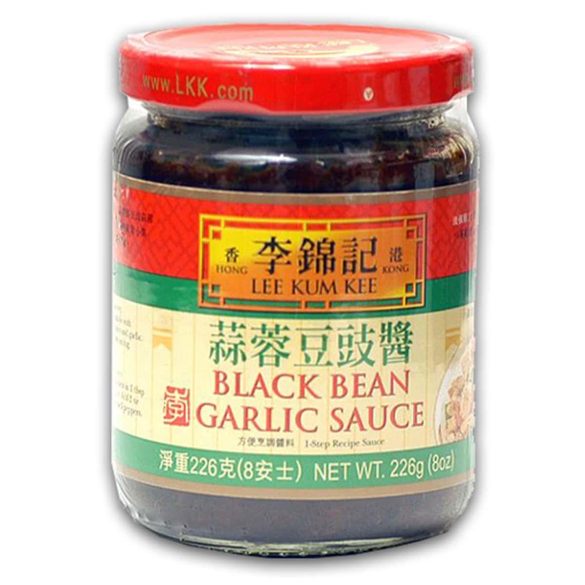 Black Bean Garlic Sauce - 226 gm