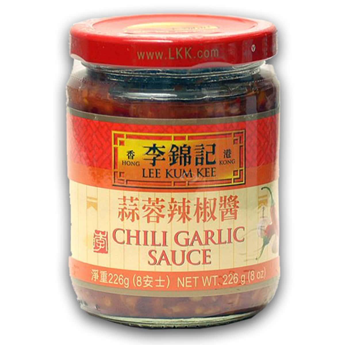 Buy Lee Kum Kee Chili Garlic Sauce - 226 gm