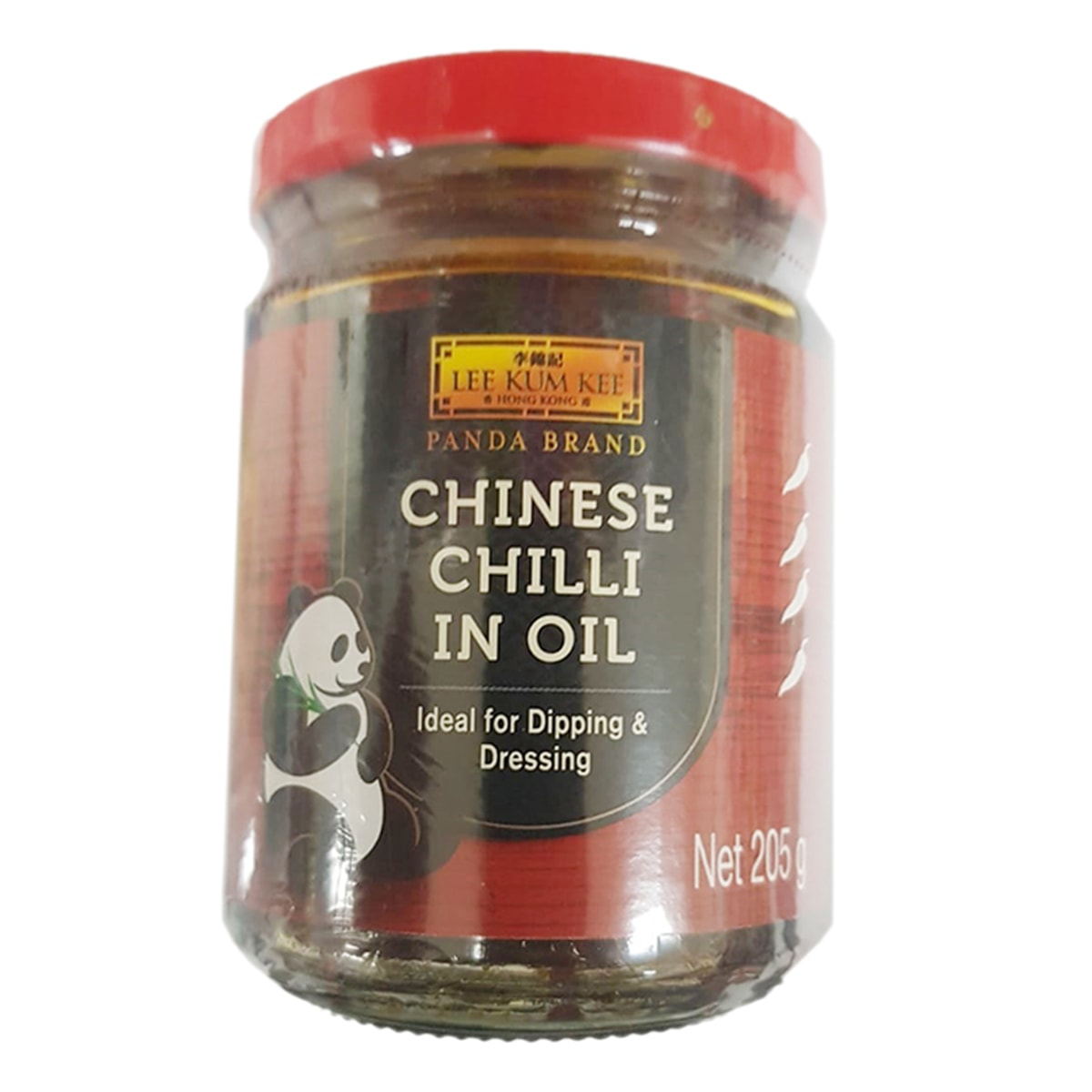 Buy Lee Kum Kee Chinese Chilli in Oil - 205 gm