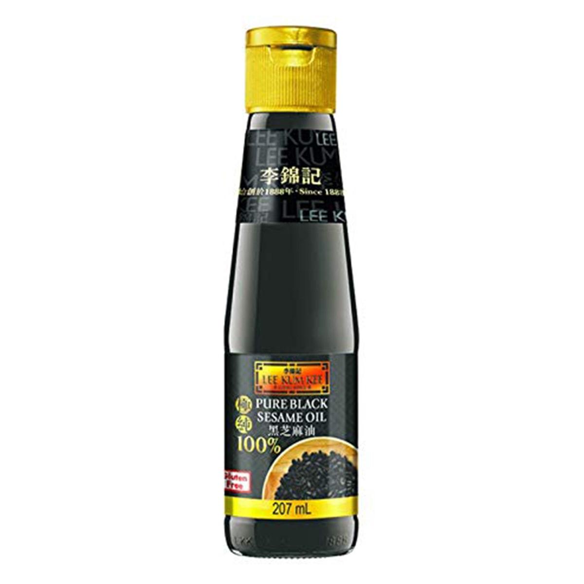Buy Lee Kum Kee Pure Black Sesame Oil - 207 ml