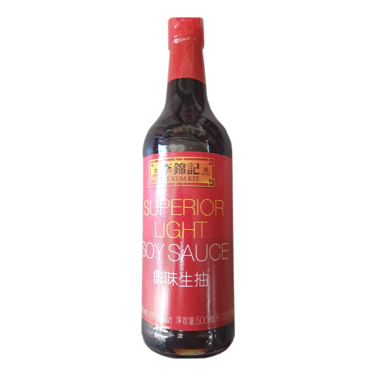 Superior Light Soy Sauce - 500 ml