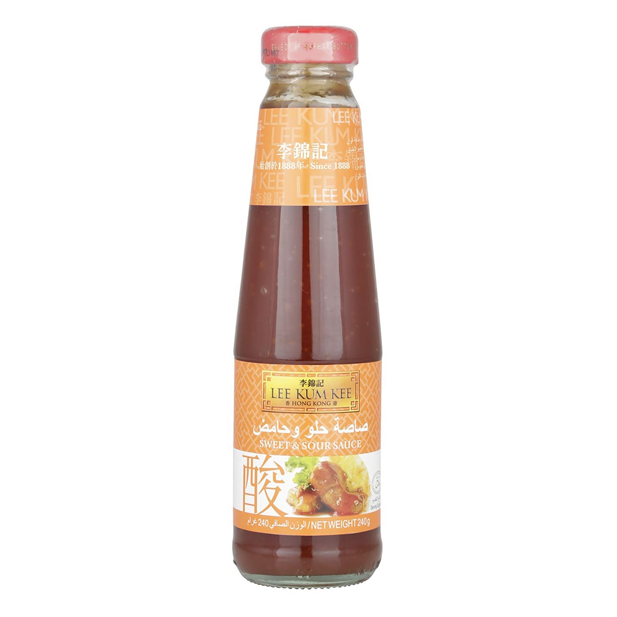 Buy Lee Kum Kee Sweet and Sour Sauce - 240 gm