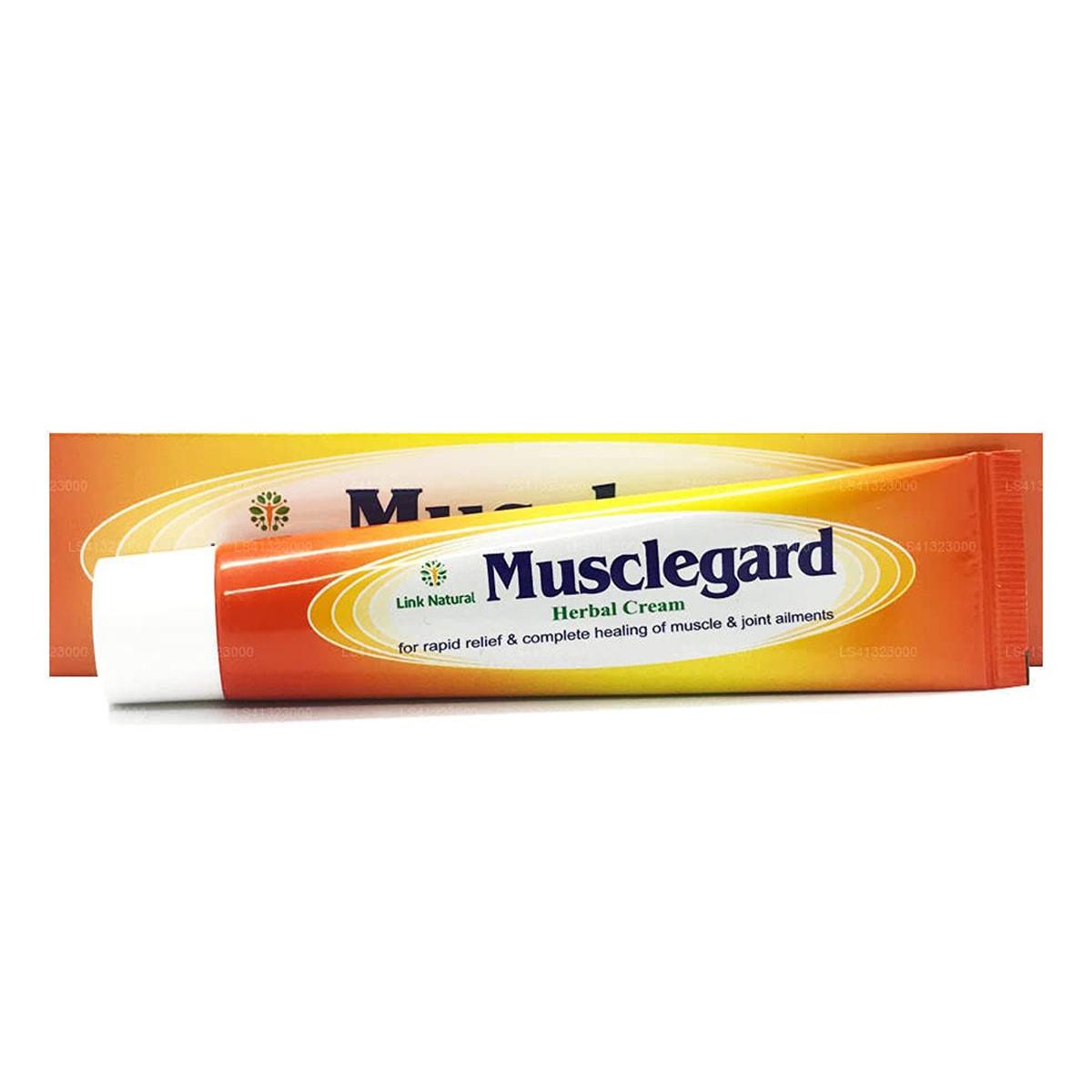 Buy Link Natural Musclegard Herbal Cream - 25 gm
