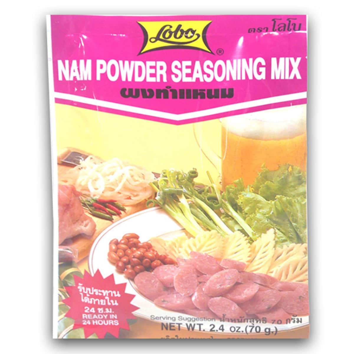 Buy Lobo Nam Powder Seasoning Mix - 70 gm