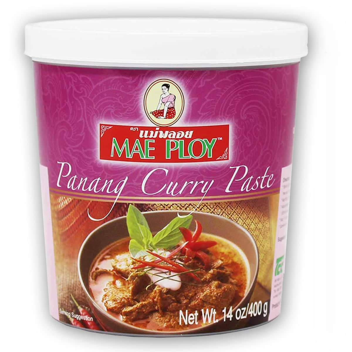 Buy Mae Ploy Penang Curry Paste - 400 gm