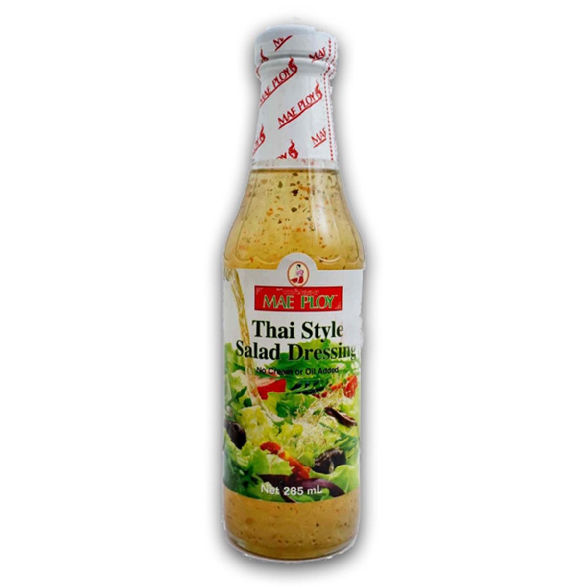 Buy Mae Ploy Thai Style Salad Dressing - 285 gm