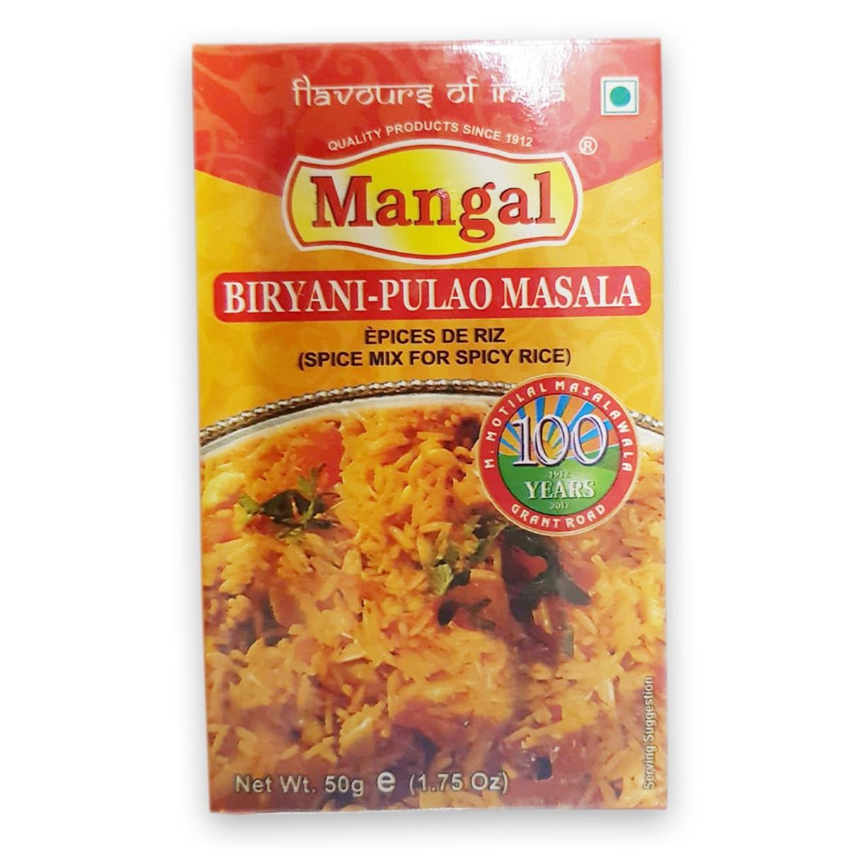 Buy Mangal Biryani Masala - 50 gm