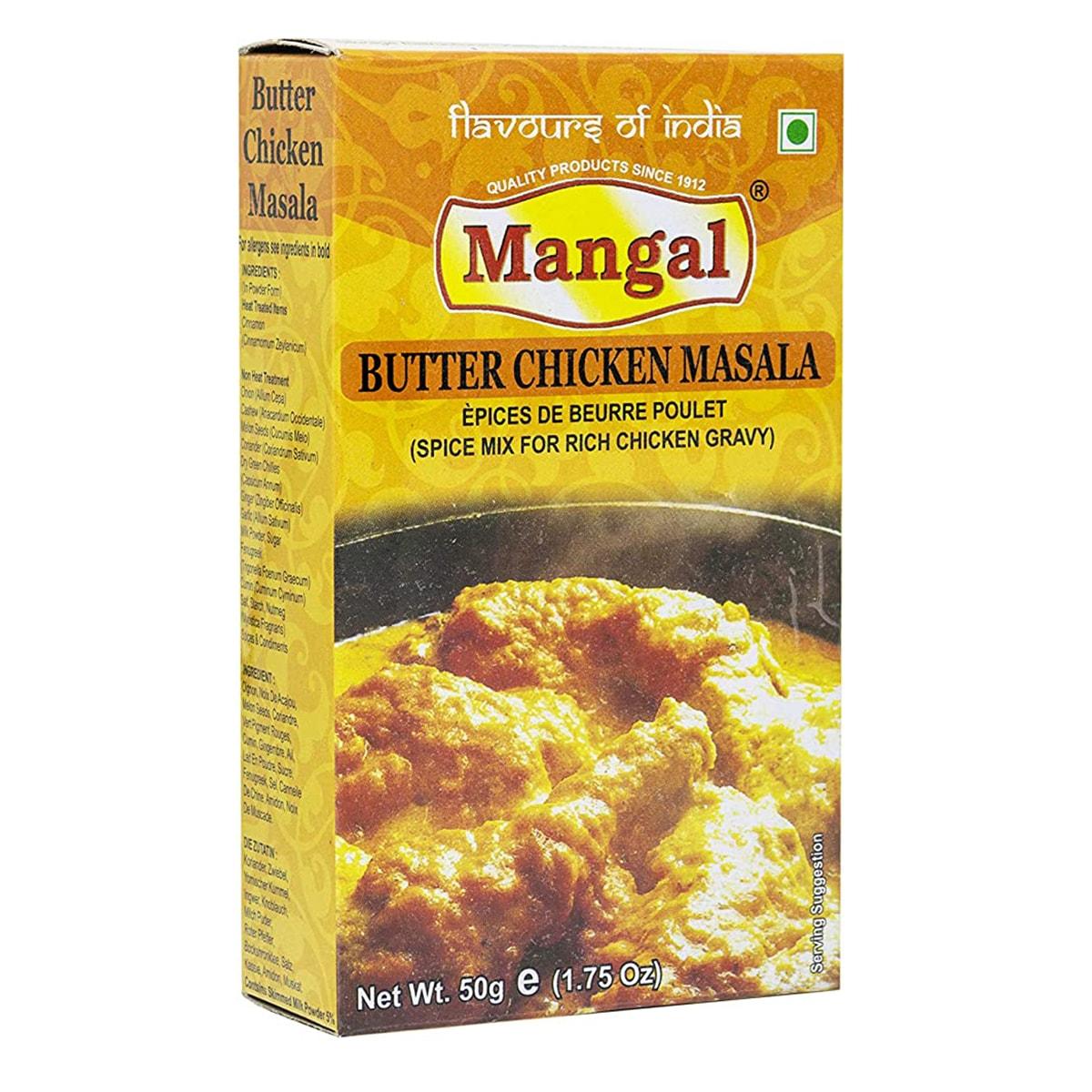 Buy Mangal Butter Chicken Masala - 50 gm