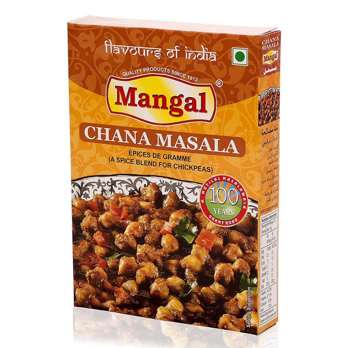 Buy Mangal Chana Masala - 100 gm