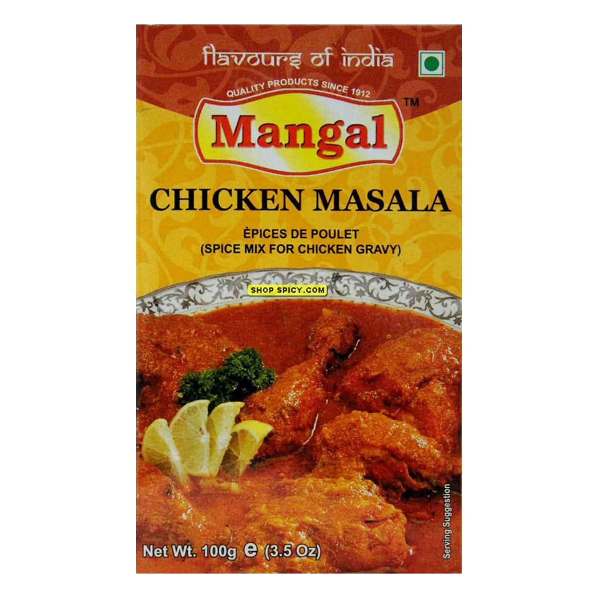 Buy Mangal Chicken Masala - 100 gm