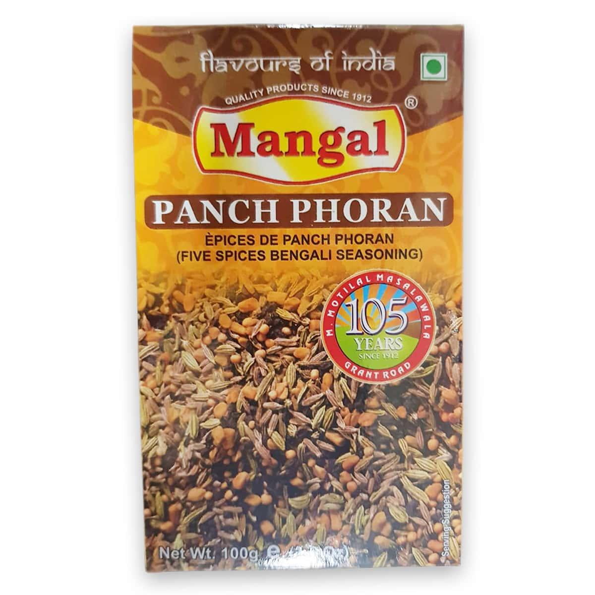 Buy Mangal Panch Poran Masala - 100 gm