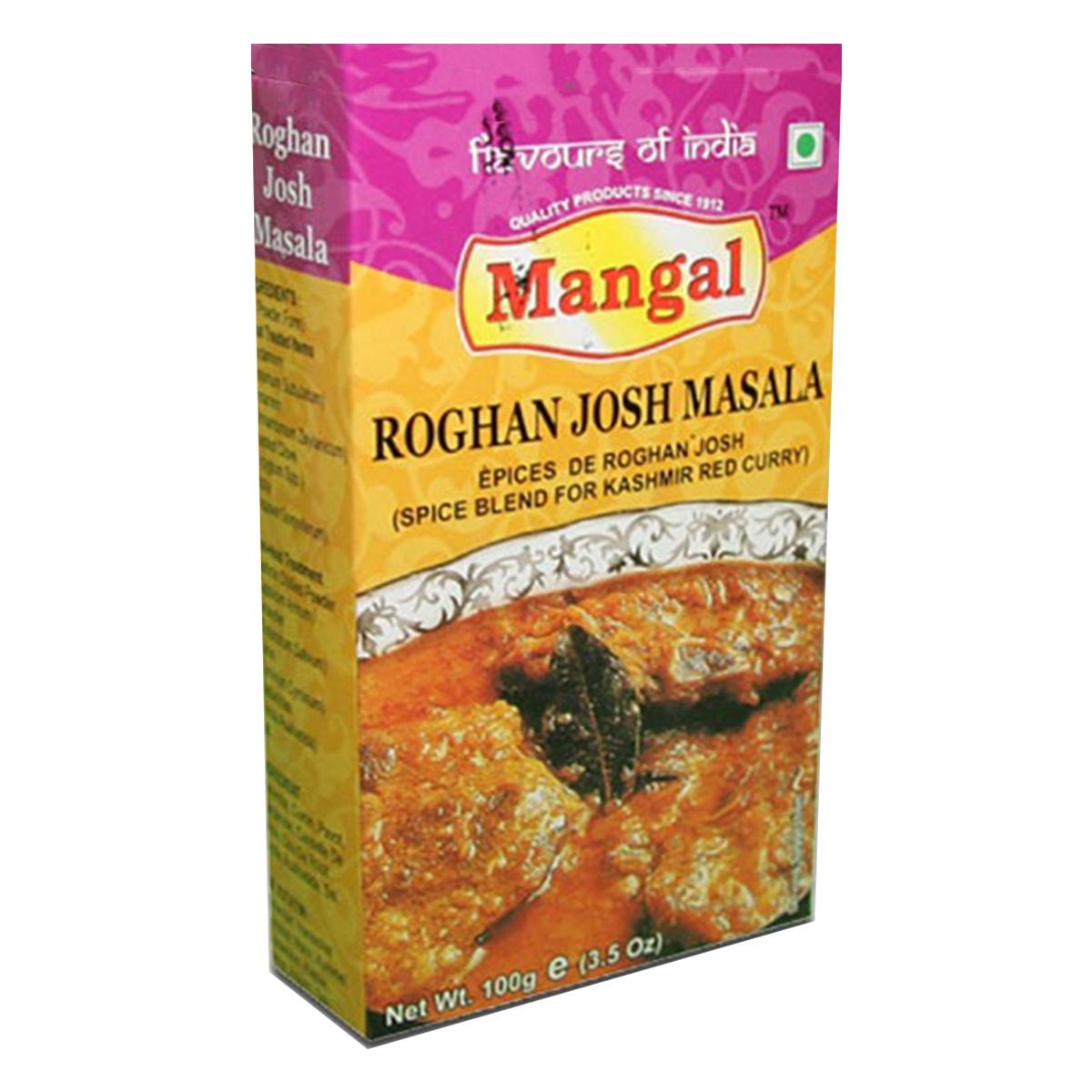 Buy Mangal Rogan Josh Masala - 50 gm
