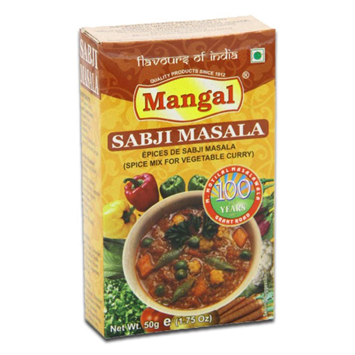 Buy Mangal Sabji Masala - 50 gm