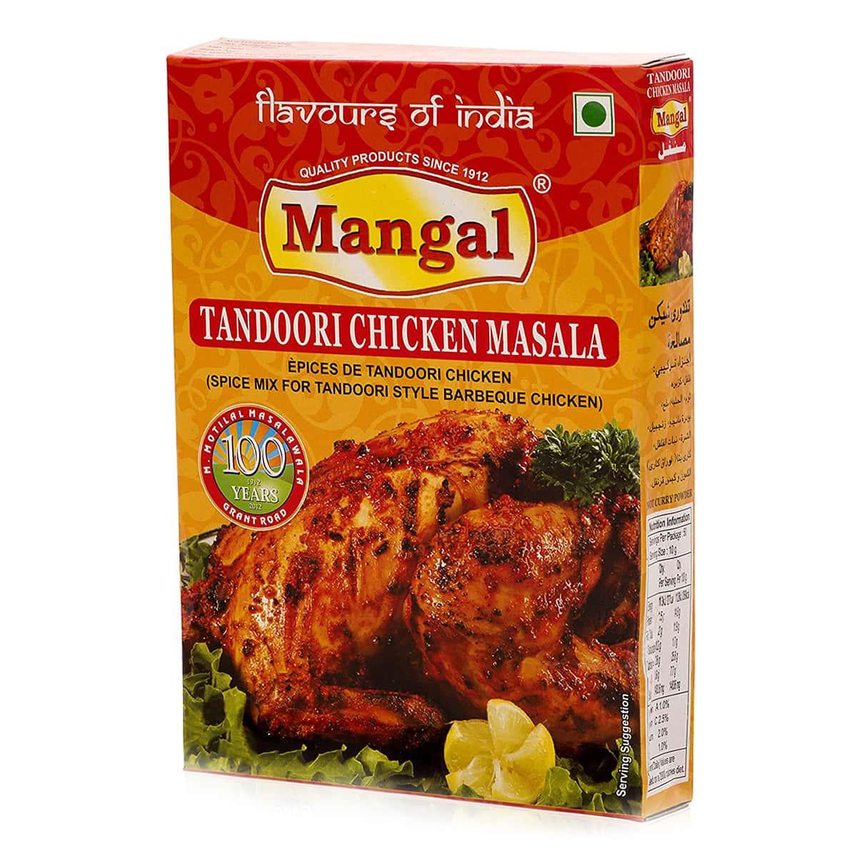 Buy Mangal Tandoori Chicken Masala - 100 gm