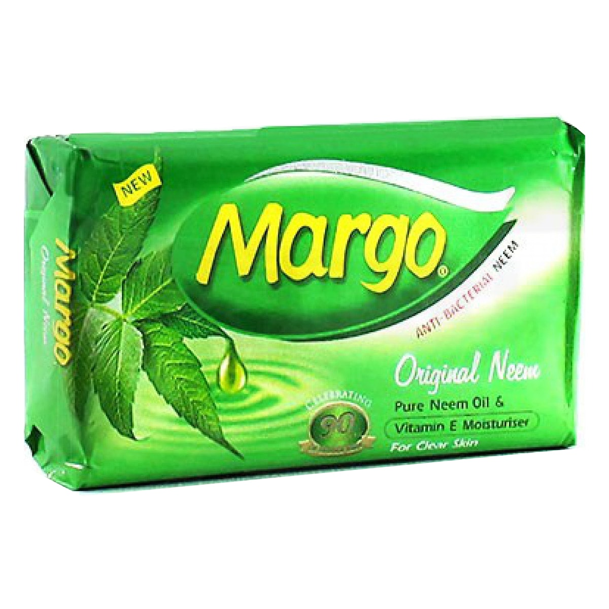 Buy Margo Original Neem Soap Pure Neem Extracts - 100 gm