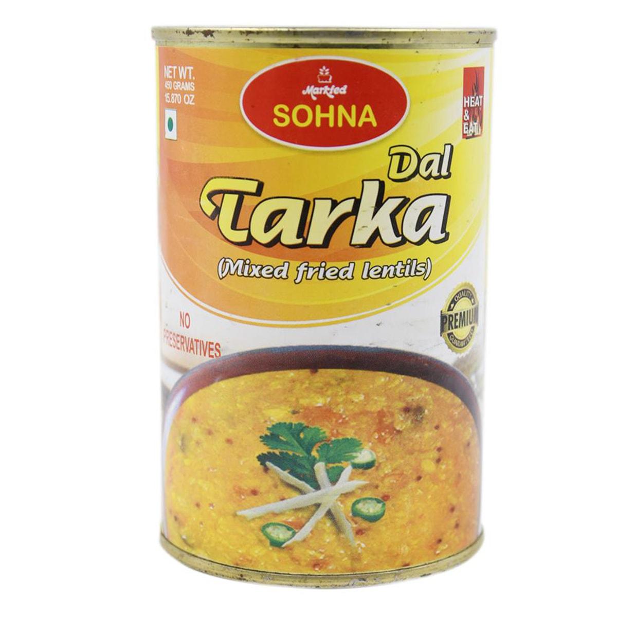 Buy Markfed Sohna Dal Tarka (Mixed Fried Lentils) - 450 gm
