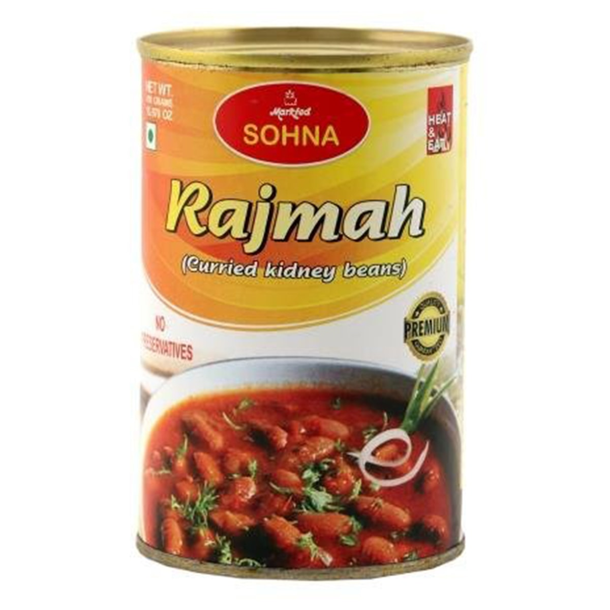 Buy Markfed Sohna Rajmah (Kidney Beans Curry) - 450 gm