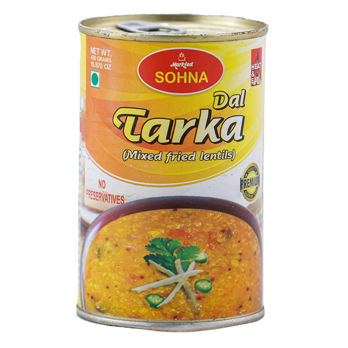 Buy Markfed Sohna Tarka Daal (Mixed Fried Lentils) - 450 gm
