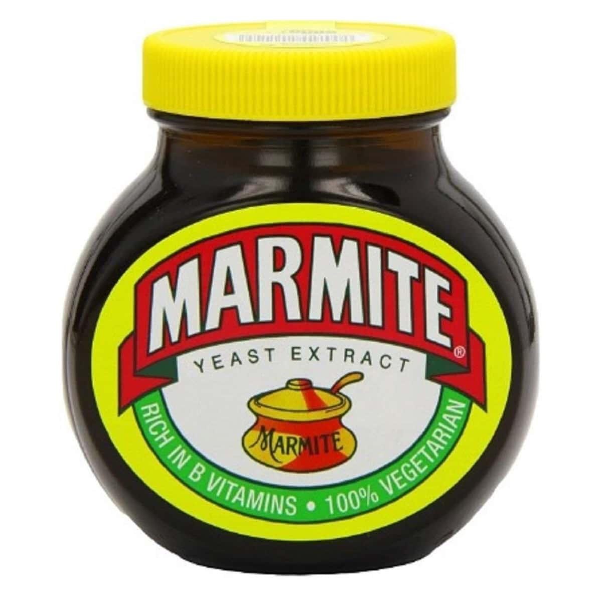 Buy Marmite Yeast Extract (Delicious Savoury Spread) - 125 gm