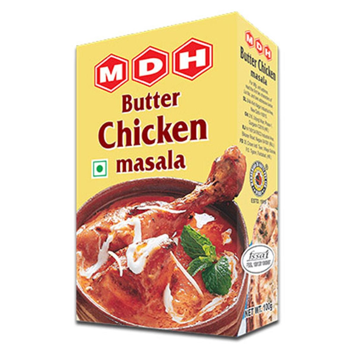 Buy MDH Butter Chicken Masala - 100 gm