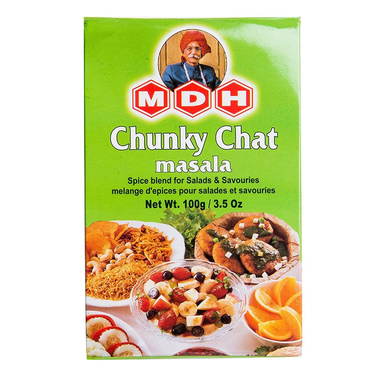 Buy MDH Chunky Chat Masala - 100 gm