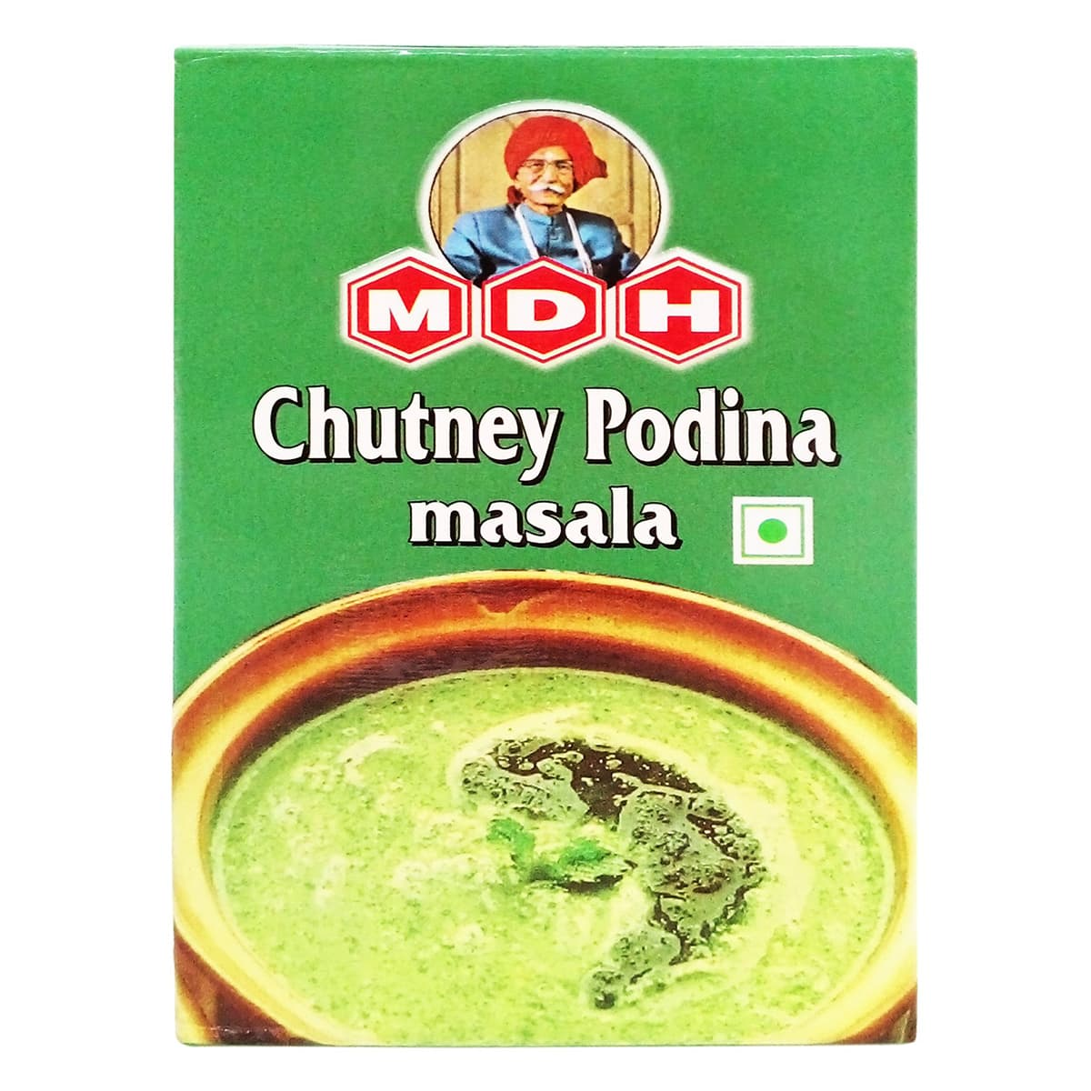 Buy MDH Chutney Podina Masala - 100 gm