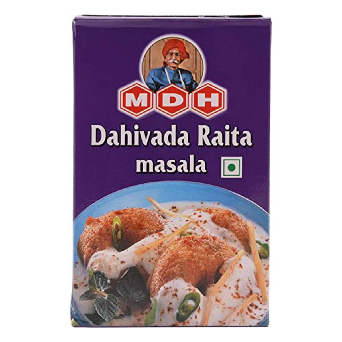 Buy MDH Dahivada Raita Masala - 100 gm