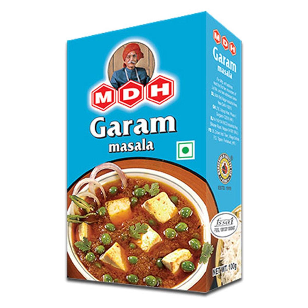 Buy MDH Garam Masala - 100 gm