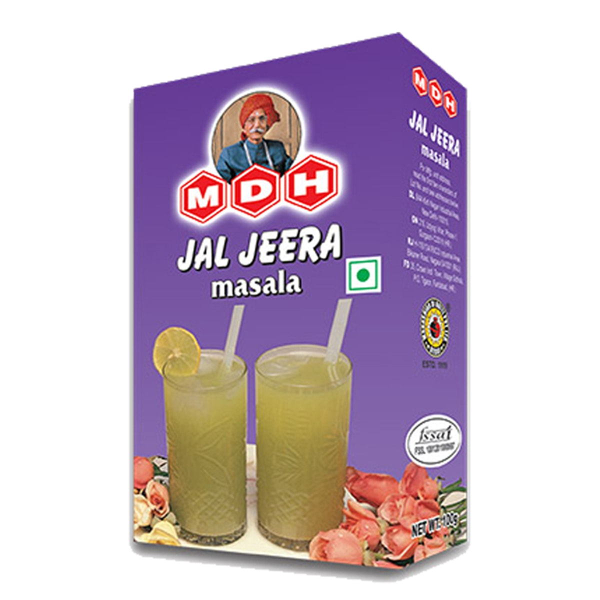 Buy MDH Jal Jeera Masala - 100 gm