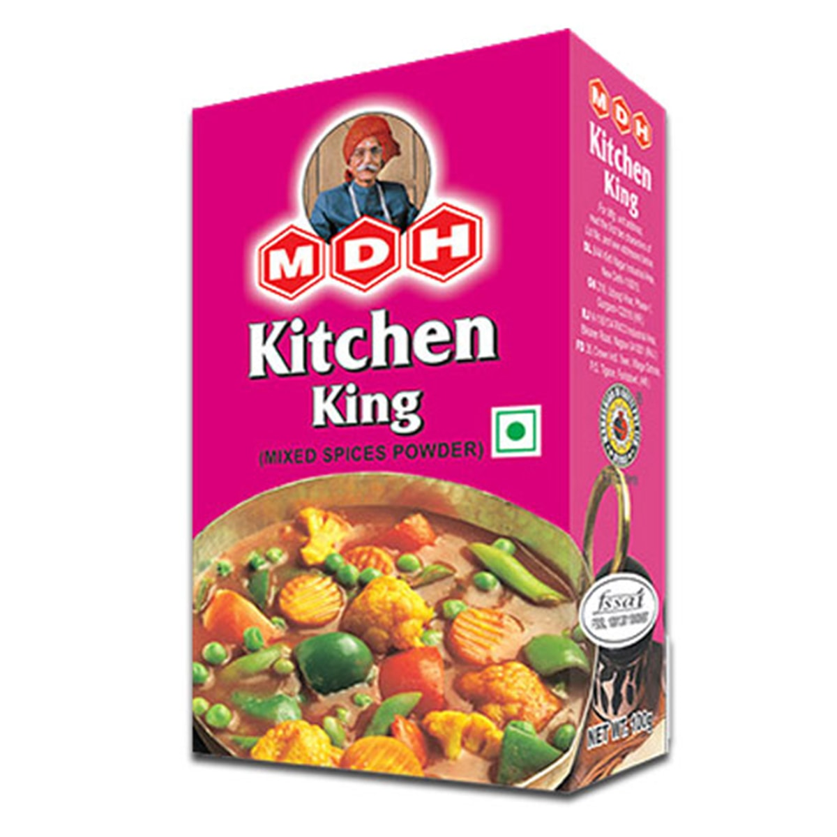 Buy MDH Kitchen King (Mixed Spices Powder) - 100 gm