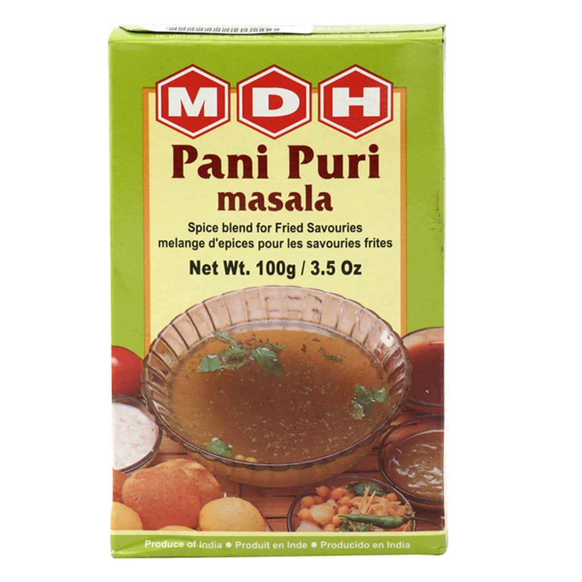 Buy MDH Pani Puri Masala - 100 gm
