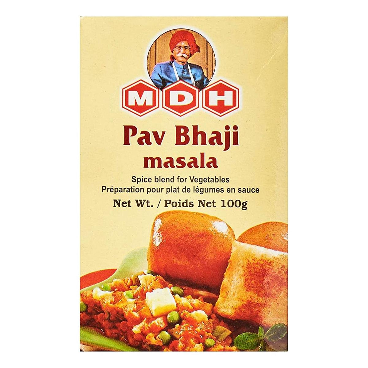 Buy MDH Pav Bhaji Masala - 100 gm