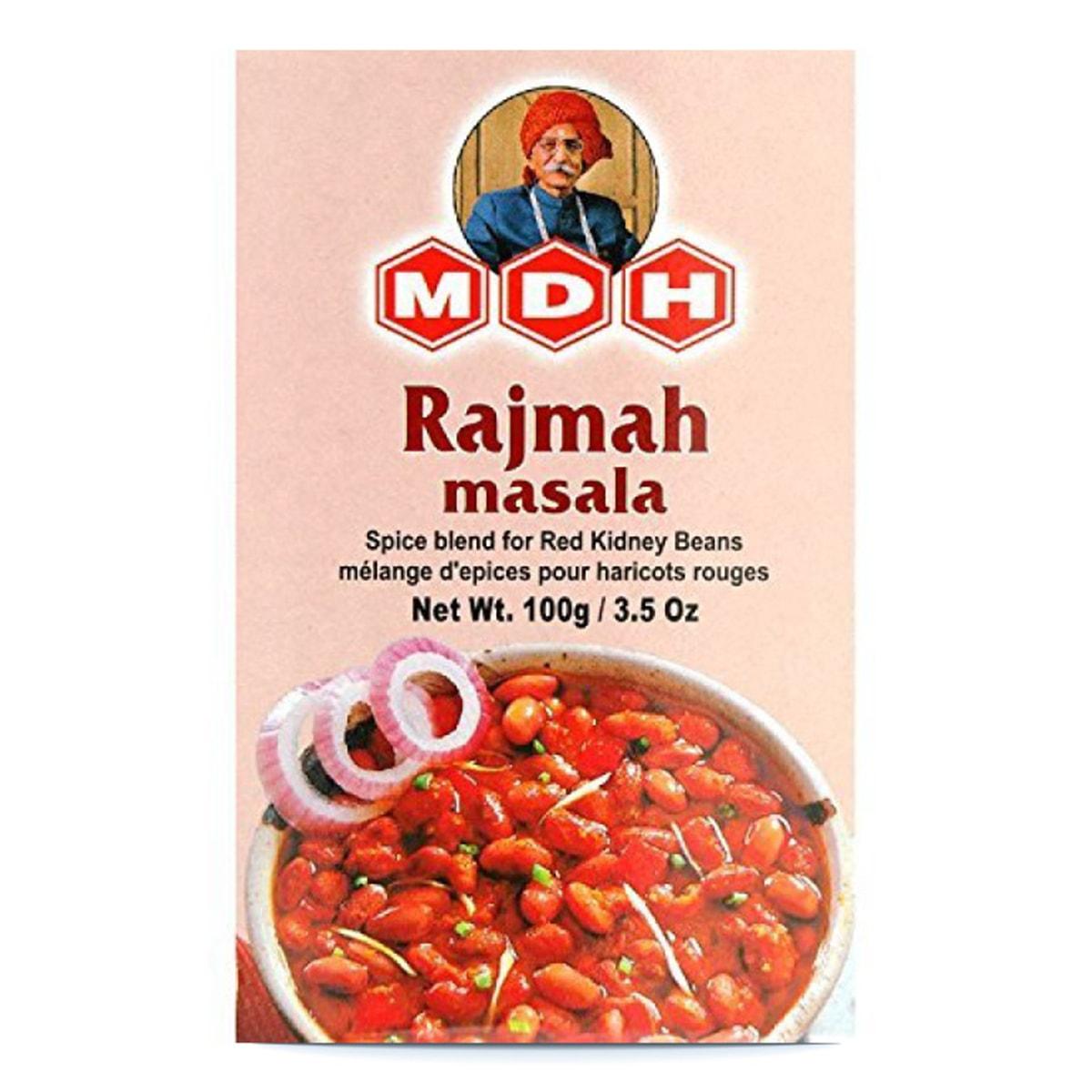 Buy MDH Rajmah Masala - 100 gm