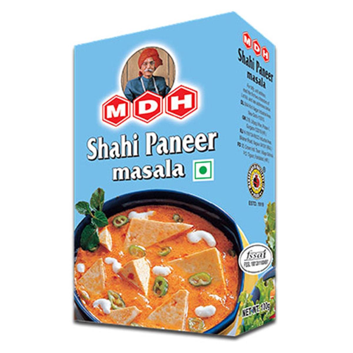 Buy MDH Shahi Paneer Masala - 100 gm