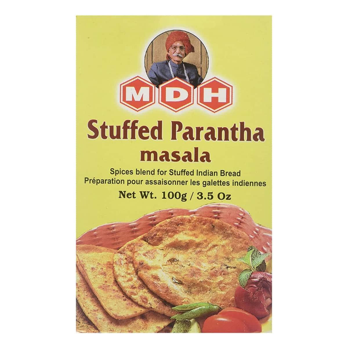 Buy MDH Stuffed Parantha Masala - 100 gm