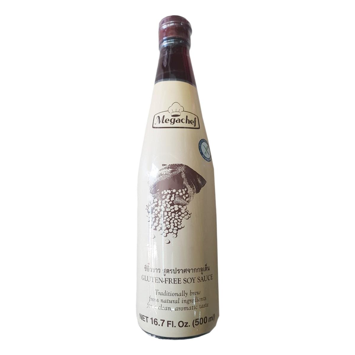 Buy Megachef Gluten-free Soy Sauce - 500 ml