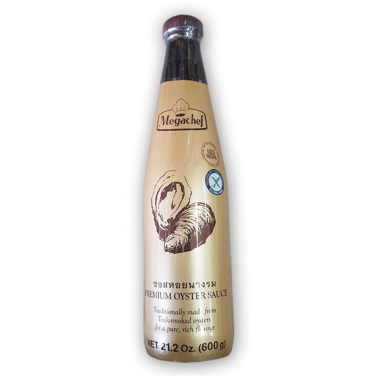 Buy Megachef Premium Oyster Sauce - 600 ml