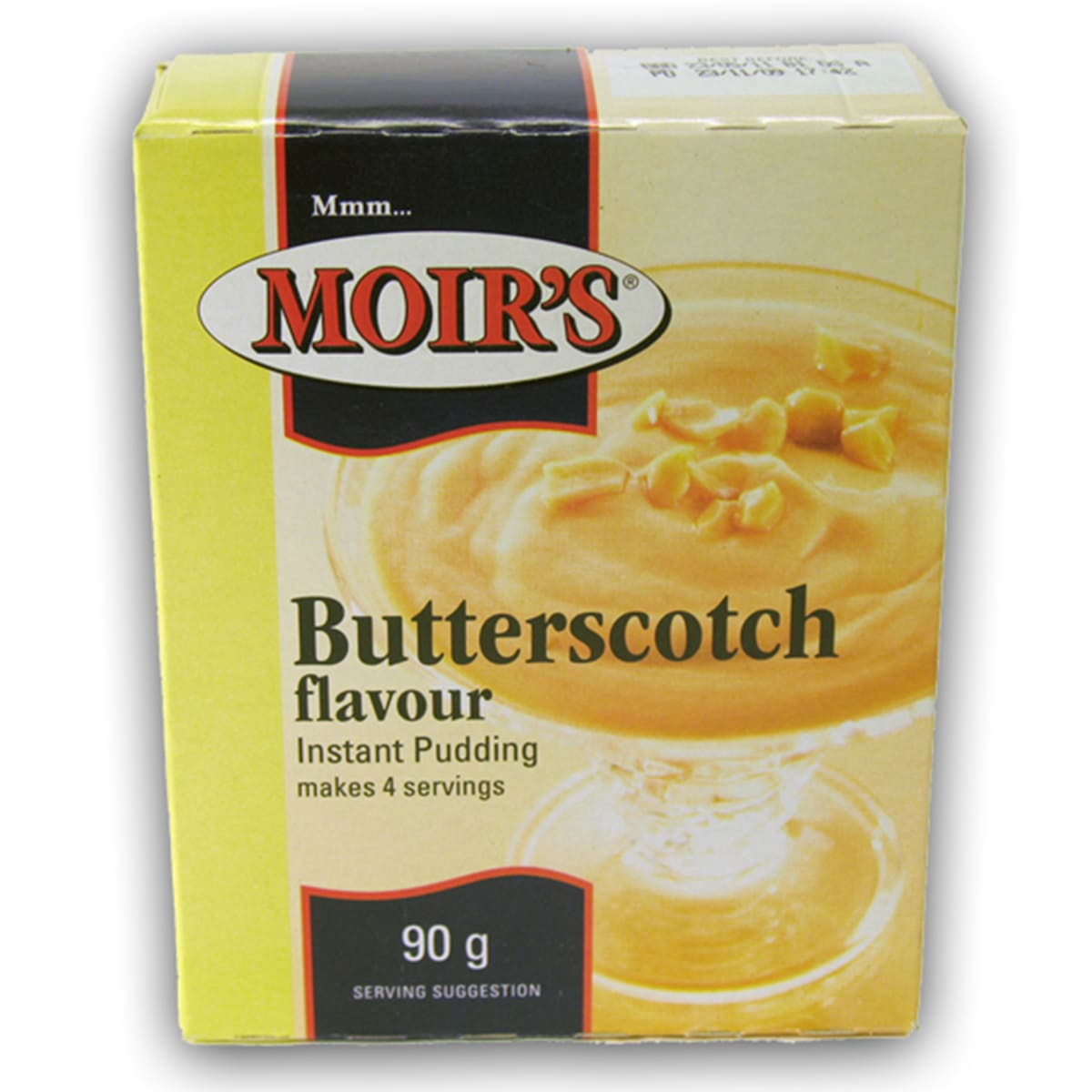 Buy Moirs Butterscotch Flavour Instant Pudding - 90 gm