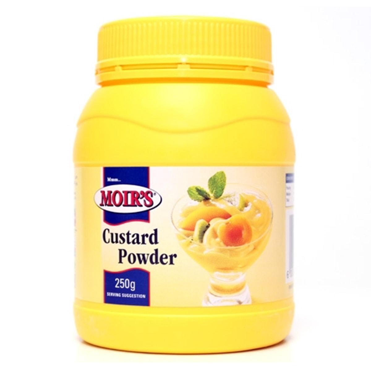 Buy Moirs Custard Powder - 250 gm
