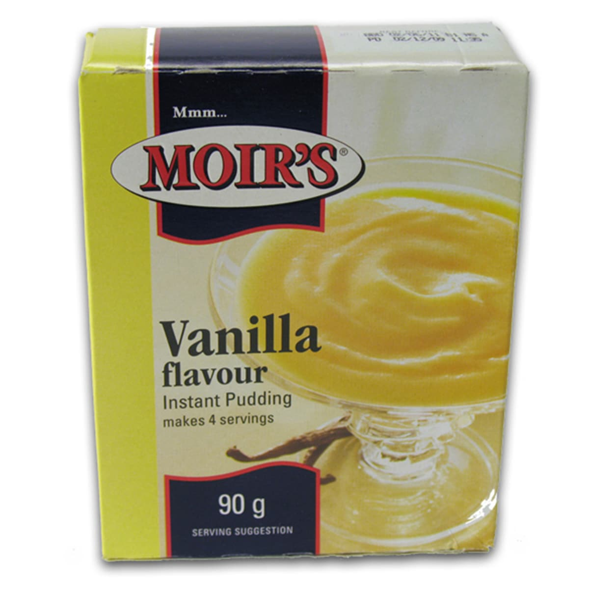 Buy Moirs Vanilla Flavour Instant Pudding - 90 gm
