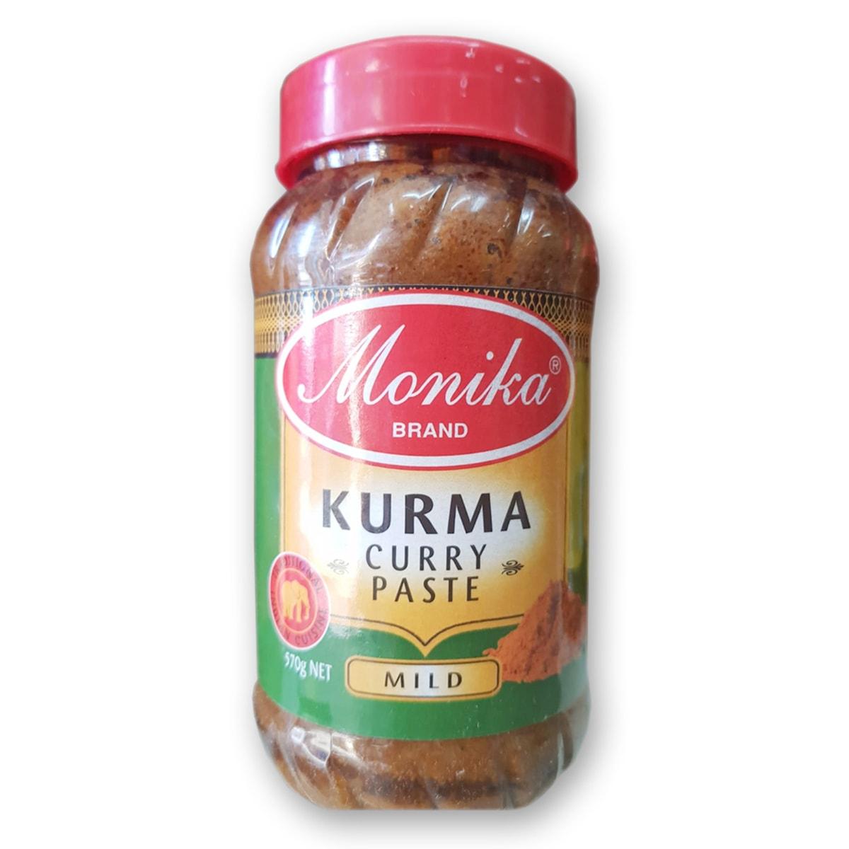 Buy Monika Kurma Curry Paste - 570 gm