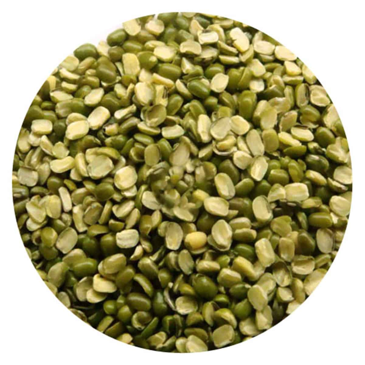 Buy IAG Foods Moong Dal Chilka (Split Green Gram with Skin) - 1 kg