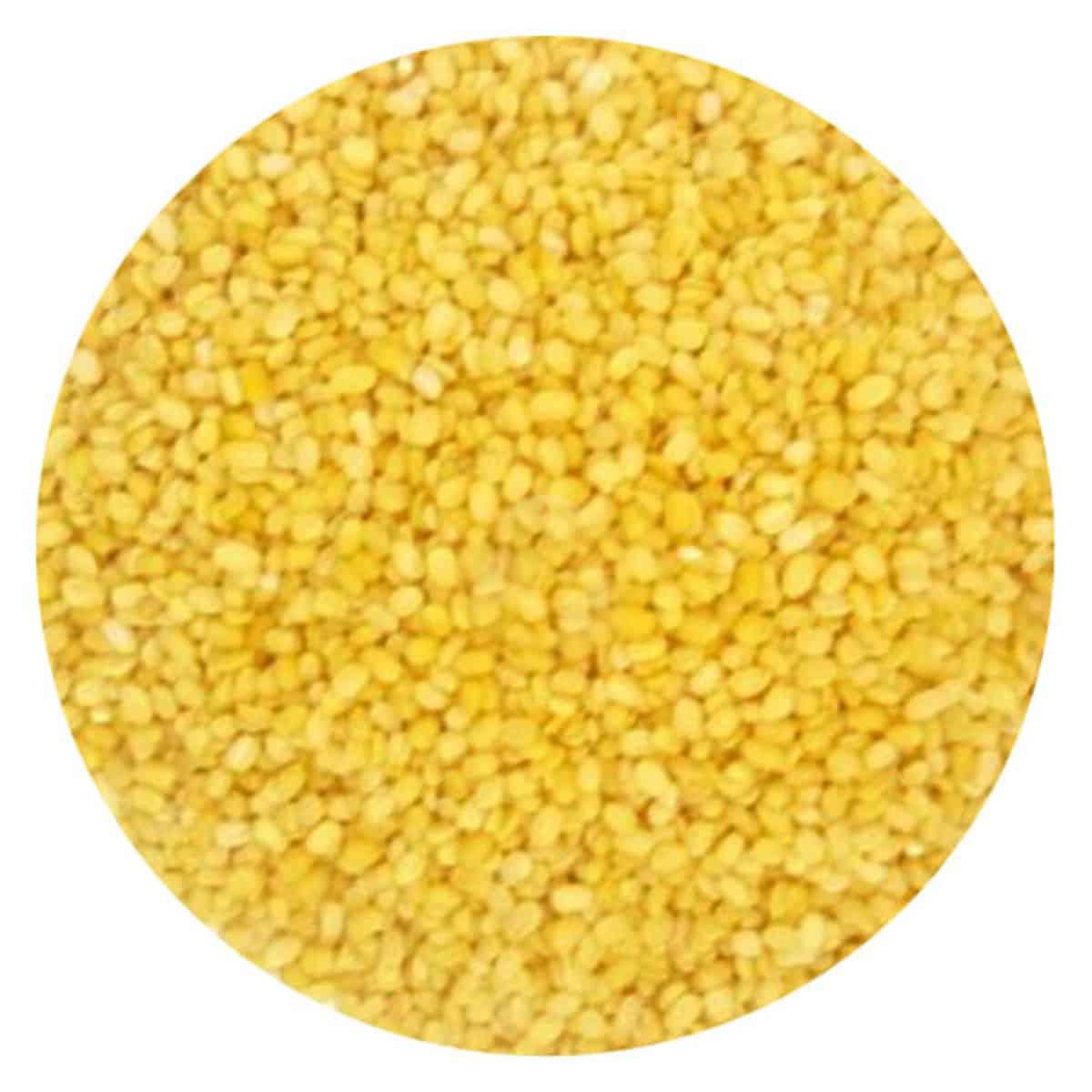 Buy IAG Foods Moong Dal (Split Green Gram without Skin & Husked) - 1 kg