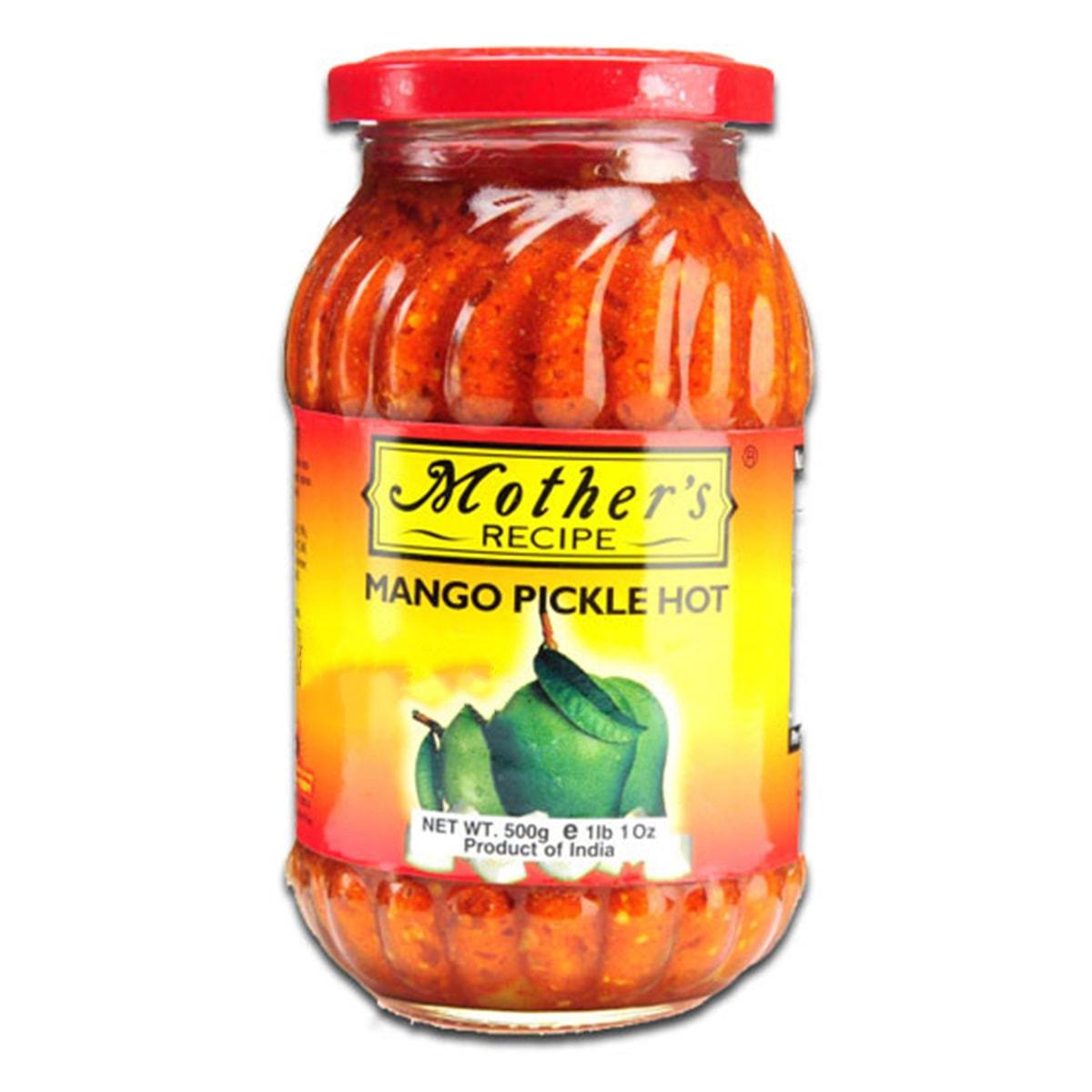 Mango Pickle Hot - 500 gm